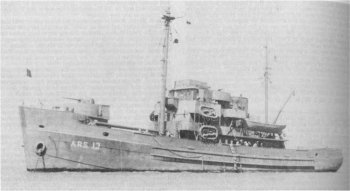 Photograph of Anchor-class rescue and salvage ship
