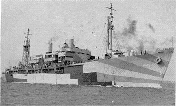 Photograph of Artemis-class attack cargo ship