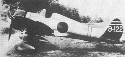 "Photograph of A5M ""Claude"" fighter"