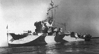 Photograph of Admirable-class minesweeper