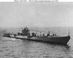 Photograph of Argonaut
