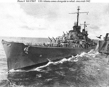 Photograph of USS Atlanta