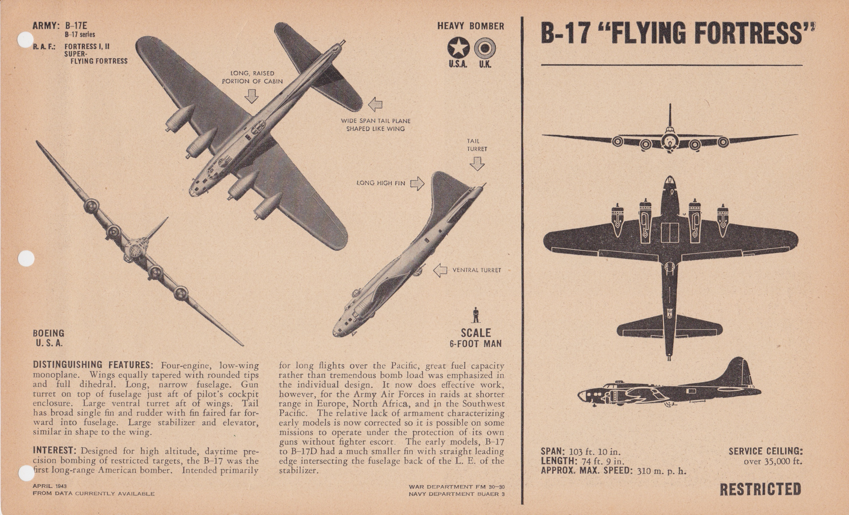 The Pacific War Online Encyclopedia B 17 Flying Fortress border=