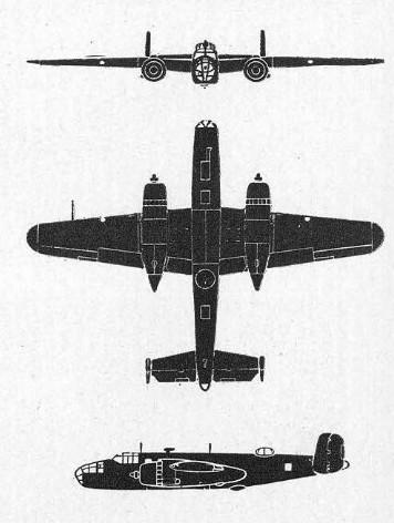 The Pacific War Online Encyclopedia: B-25 Mitc, U.S. Medium Bomber