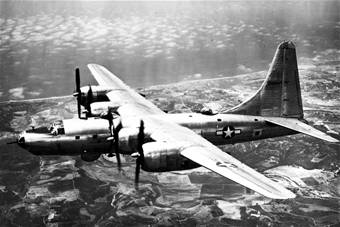 The Pacific War Online Encyclopedia: B-32 Dominator, U.S. Heavy Bomber