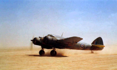 Photograph of Beaufighter