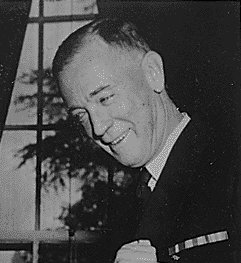 Photograph of Admiral Wilson Brown