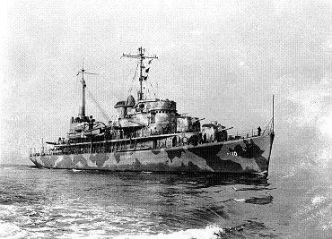 Photograph of Barnegat-class small seaplane tender