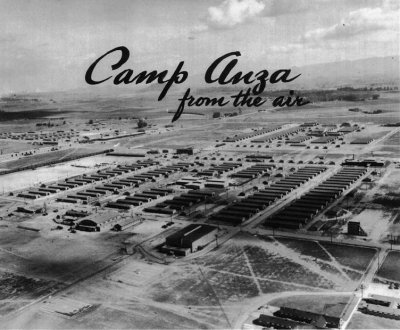 Photograph of Camp Anza