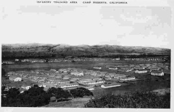 Photograph of Camp Roberts