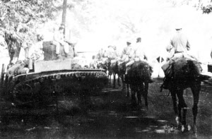 Photograph of 26 Cavalry Regiment in the Philippines