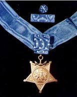 Photograph of Navy Medal of Honor