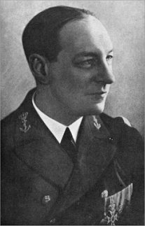 Photograph of Karel W.F.M. Doorman