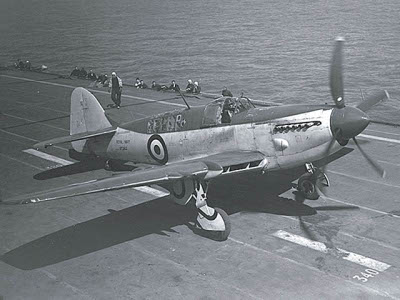 Photograph of Fairey Firefly