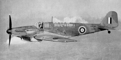 Photograph of Fairey Fulmar