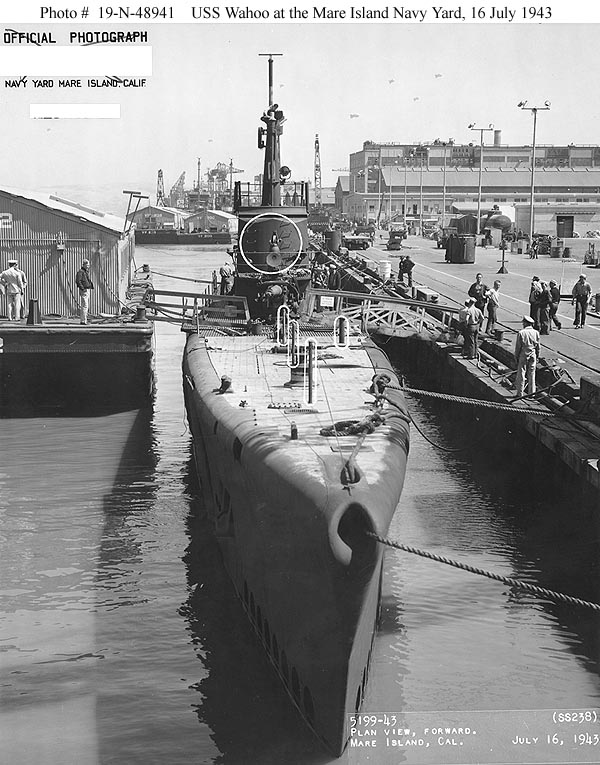 The Pacific War Online Encyclopedia Gato Class U S Submarines