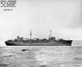 Photograph of General G.O.Squier-class transport