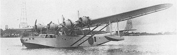 Photograph of Mavis flying boat