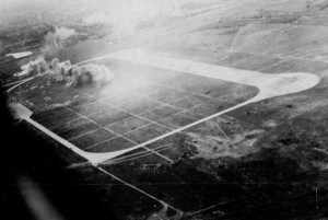 Photograph of Heito South airfield