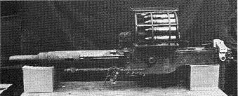 Photograph of Ho-203 cannon