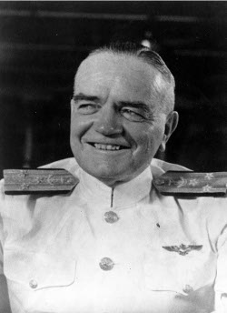 Photograph of Admiral William Halsey