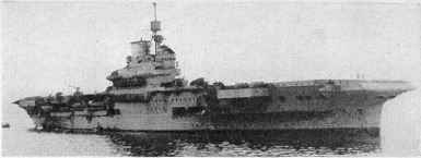 Photograph of Illustrious