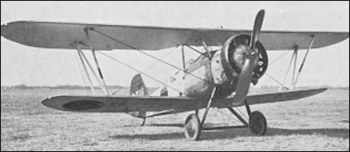 "Photograph of K5Y ""Willow"" trainer aircraft"