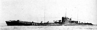 Photograph of KD2-class submarine