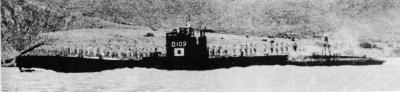 Photograph of KS class submarine