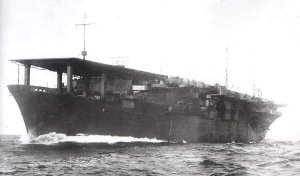 Photograph of HJMS Kaiyo