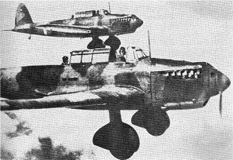 "Photograph of Ki-32 ""Mary"" aircraft"