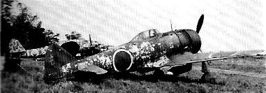 Photograph of Ki-44 Tojo