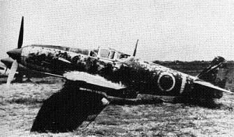 "Photograph of Ki-61 ""Tony"""