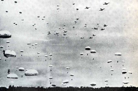 Paratroops over Kupang