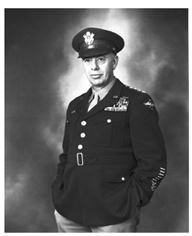 Photograph of General George C. Kenney