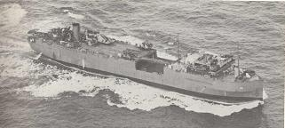 Photograph of Kitty Hawk-class aircraft transport