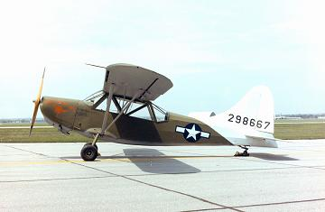 Photograph of L-5 Sentinel