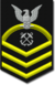 U.S. Navy chief petty officer               insignia