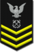 U.S. Navy petty officer first class               insignia