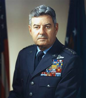 Photograph of Curtis LeMay