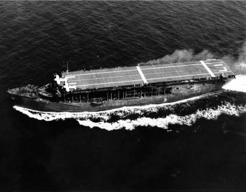 Photograph of Long Island (escort carrier)
