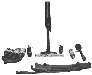 Photograph of           Japanese Type 89 mortar