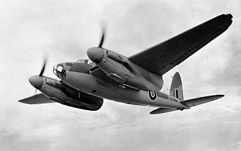 Photograph of Mosquito bomber
