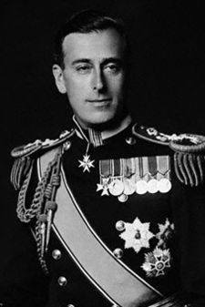 Photograph of Louis Mountbatten