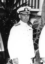 Photograph of Admiral John H. Newton