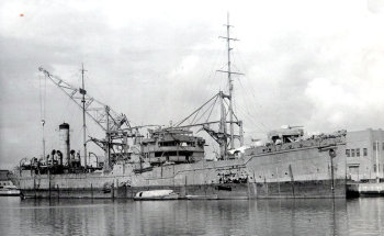 Photograph of IJN Notoro