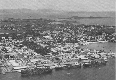 Photograph of Noumea, January 1943