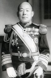 Photograph of Niimi Masaichi