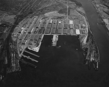 Photograph of Naval Supply Depot Oakland