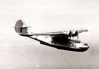 Photograph of PBY Catalina